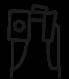 Icon Fräswerkzeuge